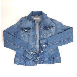 H&M women's jeans Jacket